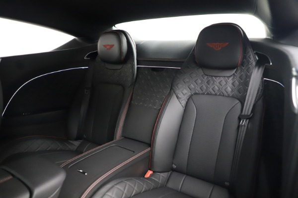 New 2020 Bentley Continental GT W12 for sale Sold at Rolls-Royce Motor Cars Greenwich in Greenwich CT 06830 23