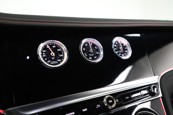 New 2020 Bentley Continental GT W12 for sale Sold at Rolls-Royce Motor Cars Greenwich in Greenwich CT 06830 24