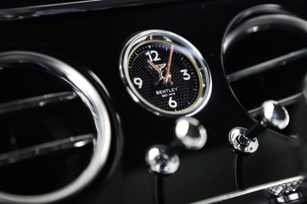 Used 2020 Bentley Continental GT W12 for sale $269,900 at Rolls-Royce Motor Cars Greenwich in Greenwich CT 06830 25