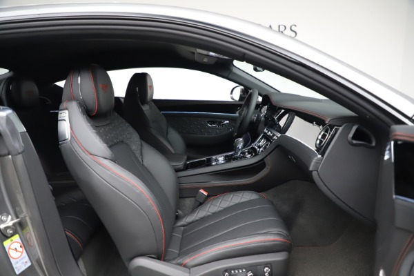 New 2020 Bentley Continental GT W12 for sale Sold at Rolls-Royce Motor Cars Greenwich in Greenwich CT 06830 28
