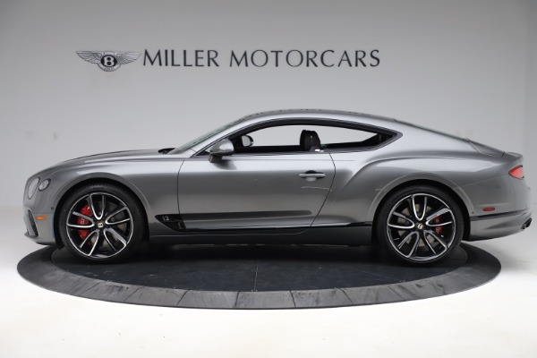 New 2020 Bentley Continental GT W12 for sale Sold at Rolls-Royce Motor Cars Greenwich in Greenwich CT 06830 3