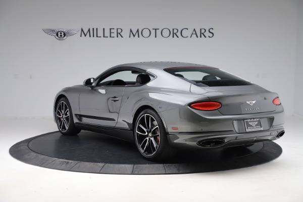 New 2020 Bentley Continental GT W12 for sale Sold at Rolls-Royce Motor Cars Greenwich in Greenwich CT 06830 5