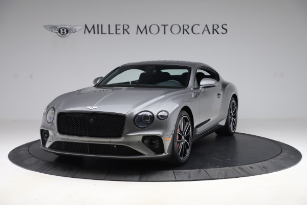 New 2020 Bentley Continental GT W12 for sale Sold at Rolls-Royce Motor Cars Greenwich in Greenwich CT 06830 1