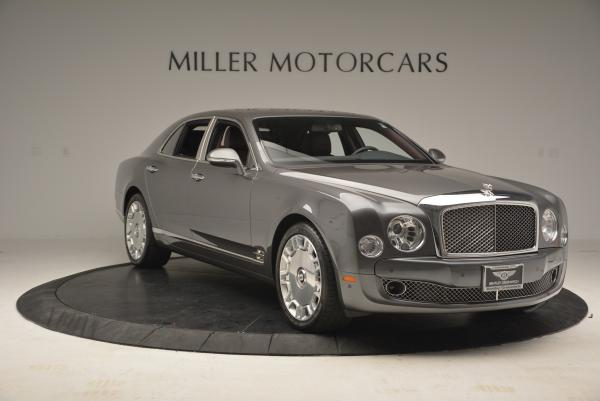 Used 2011 Bentley Mulsanne for sale Sold at Rolls-Royce Motor Cars Greenwich in Greenwich CT 06830 11