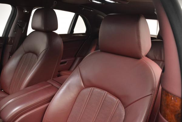 Used 2011 Bentley Mulsanne for sale Sold at Rolls-Royce Motor Cars Greenwich in Greenwich CT 06830 16