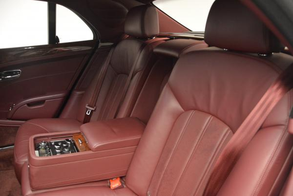 Used 2011 Bentley Mulsanne for sale Sold at Rolls-Royce Motor Cars Greenwich in Greenwich CT 06830 19