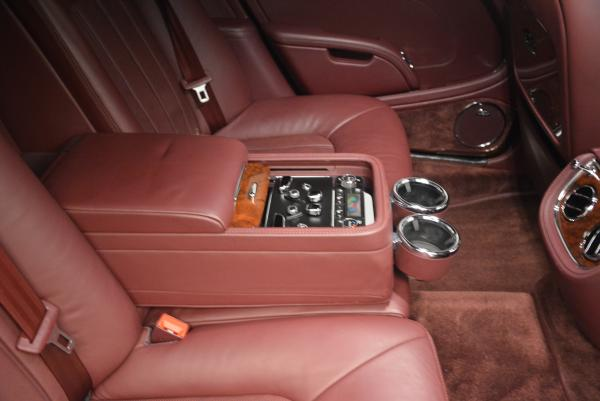 Used 2011 Bentley Mulsanne for sale Sold at Rolls-Royce Motor Cars Greenwich in Greenwich CT 06830 25