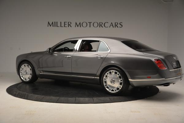 Used 2011 Bentley Mulsanne for sale Sold at Rolls-Royce Motor Cars Greenwich in Greenwich CT 06830 4