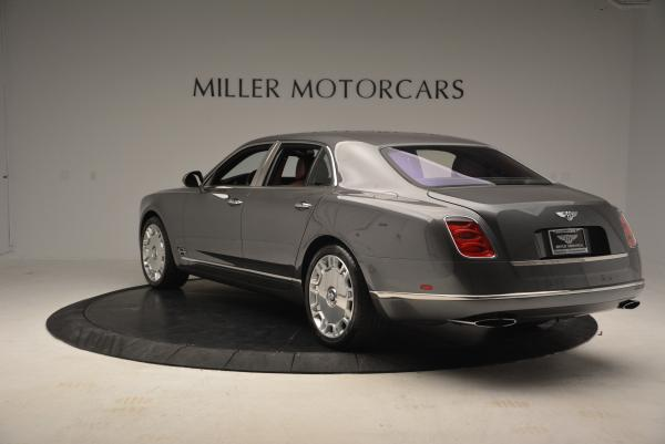 Used 2011 Bentley Mulsanne for sale Sold at Rolls-Royce Motor Cars Greenwich in Greenwich CT 06830 5