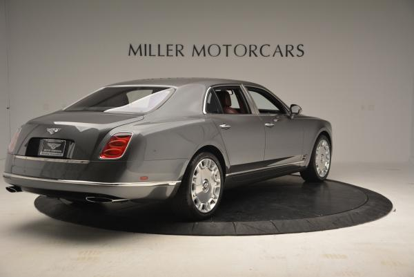 Used 2011 Bentley Mulsanne for sale Sold at Rolls-Royce Motor Cars Greenwich in Greenwich CT 06830 7