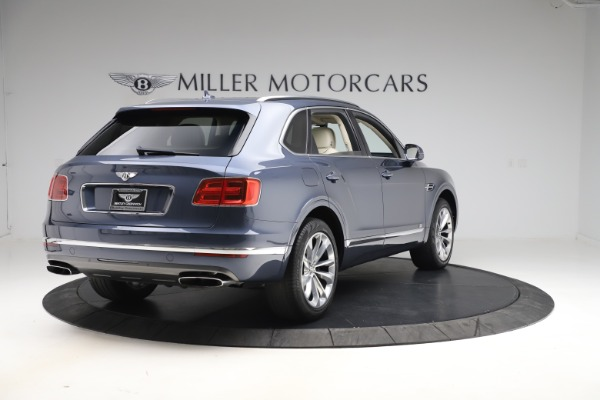 Used 2017 Bentley Bentayga W12 for sale Sold at Rolls-Royce Motor Cars Greenwich in Greenwich CT 06830 7