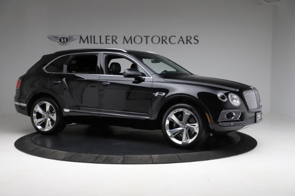 Used 2017 Bentley Bentayga W12 for sale $139,900 at Rolls-Royce Motor Cars Greenwich in Greenwich CT 06830 10