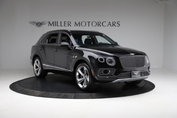 Used 2017 Bentley Bentayga W12 for sale $139,900 at Rolls-Royce Motor Cars Greenwich in Greenwich CT 06830 11