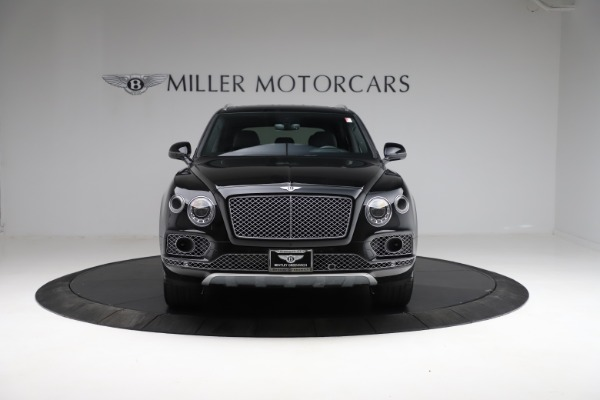Used 2017 Bentley Bentayga W12 for sale $139,900 at Rolls-Royce Motor Cars Greenwich in Greenwich CT 06830 12
