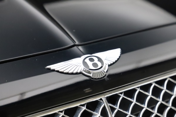 Used 2017 Bentley Bentayga W12 for sale $139,900 at Rolls-Royce Motor Cars Greenwich in Greenwich CT 06830 14