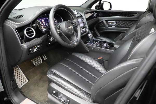 Used 2017 Bentley Bentayga W12 for sale $139,900 at Rolls-Royce Motor Cars Greenwich in Greenwich CT 06830 17