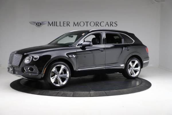 Used 2017 Bentley Bentayga W12 for sale $139,900 at Rolls-Royce Motor Cars Greenwich in Greenwich CT 06830 2