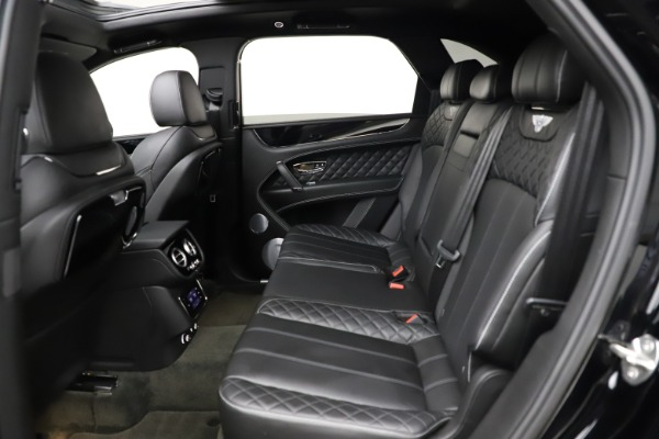 Used 2017 Bentley Bentayga W12 for sale $139,900 at Rolls-Royce Motor Cars Greenwich in Greenwich CT 06830 22