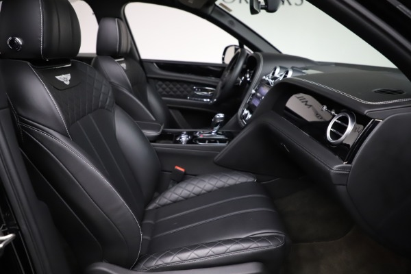 Used 2017 Bentley Bentayga W12 for sale $139,900 at Rolls-Royce Motor Cars Greenwich in Greenwich CT 06830 26