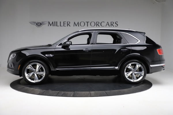 Used 2017 Bentley Bentayga W12 for sale $139,900 at Rolls-Royce Motor Cars Greenwich in Greenwich CT 06830 3