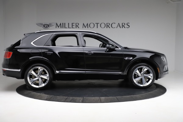 Used 2017 Bentley Bentayga W12 for sale $139,900 at Rolls-Royce Motor Cars Greenwich in Greenwich CT 06830 9