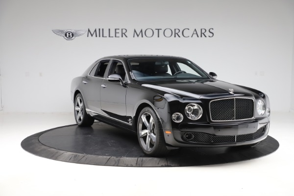 Used 2016 Bentley Mulsanne Speed for sale $156,900 at Rolls-Royce Motor Cars Greenwich in Greenwich CT 06830 10