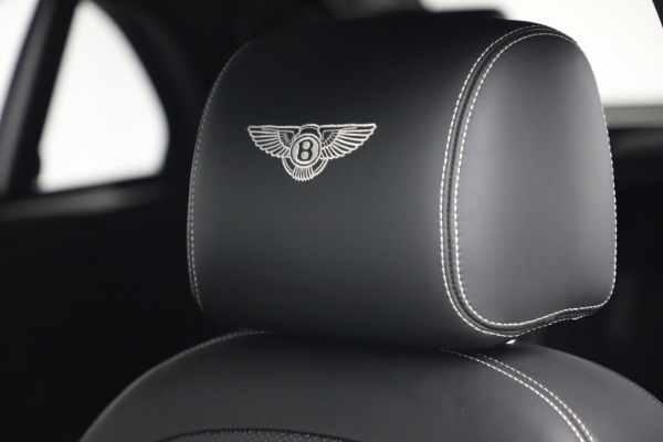 Used 2016 Bentley Mulsanne Speed for sale $156,900 at Rolls-Royce Motor Cars Greenwich in Greenwich CT 06830 19