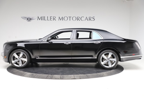 Used 2016 Bentley Mulsanne Speed for sale $156,900 at Rolls-Royce Motor Cars Greenwich in Greenwich CT 06830 2