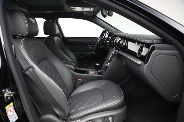Used 2016 Bentley Mulsanne Speed for sale $156,900 at Rolls-Royce Motor Cars Greenwich in Greenwich CT 06830 27