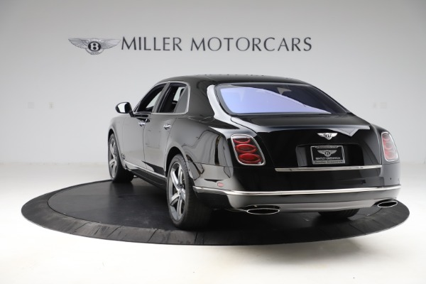 Used 2016 Bentley Mulsanne Speed for sale $156,900 at Rolls-Royce Motor Cars Greenwich in Greenwich CT 06830 4