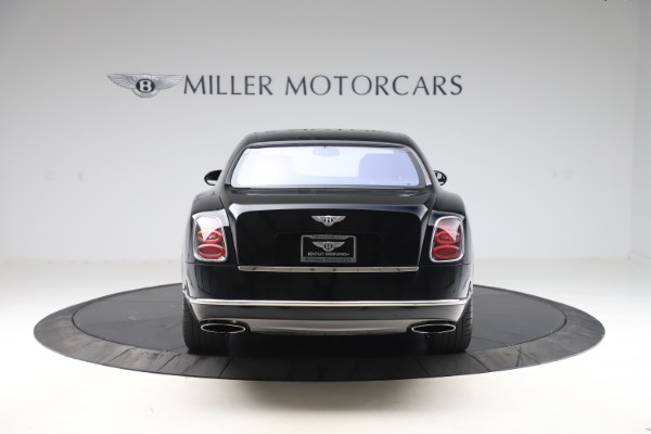 Used 2016 Bentley Mulsanne Speed for sale $156,900 at Rolls-Royce Motor Cars Greenwich in Greenwich CT 06830 5