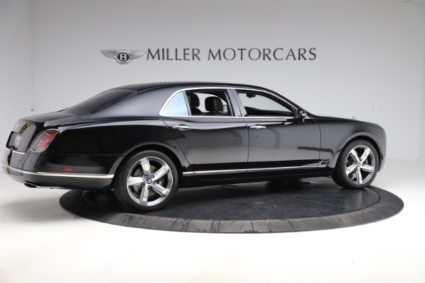 Used 2016 Bentley Mulsanne Speed for sale $156,900 at Rolls-Royce Motor Cars Greenwich in Greenwich CT 06830 7