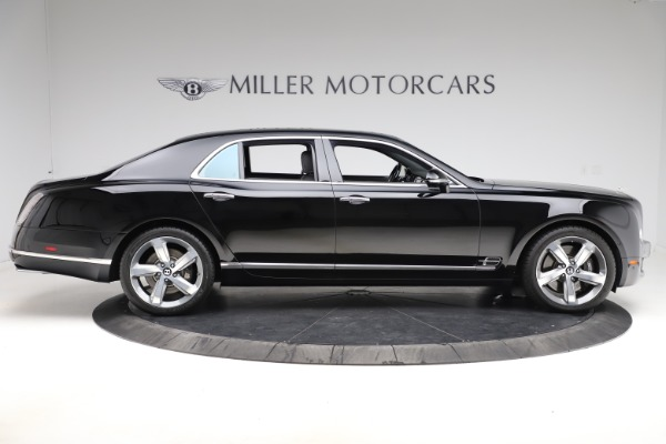 Used 2016 Bentley Mulsanne Speed for sale $156,900 at Rolls-Royce Motor Cars Greenwich in Greenwich CT 06830 8