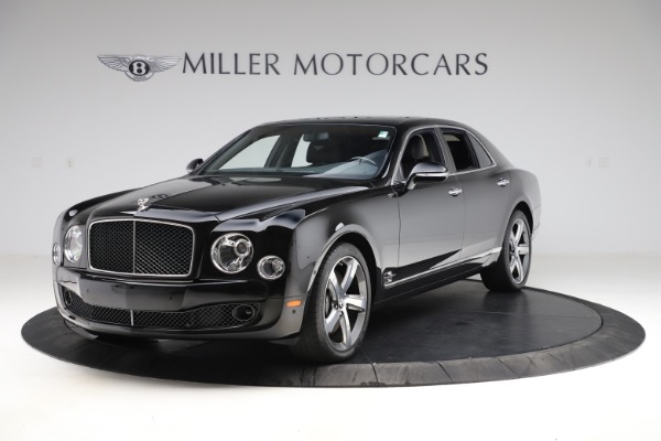 Used 2016 Bentley Mulsanne Speed for sale $156,900 at Rolls-Royce Motor Cars Greenwich in Greenwich CT 06830 1