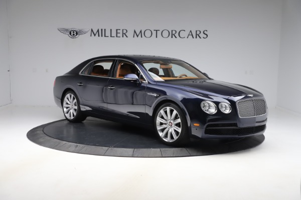 Used 2016 Bentley Flying Spur V8 for sale $114,900 at Rolls-Royce Motor Cars Greenwich in Greenwich CT 06830 11