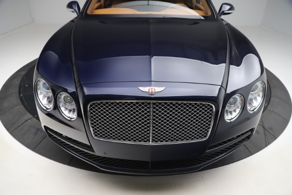 Used 2016 Bentley Flying Spur V8 for sale $114,900 at Rolls-Royce Motor Cars Greenwich in Greenwich CT 06830 13