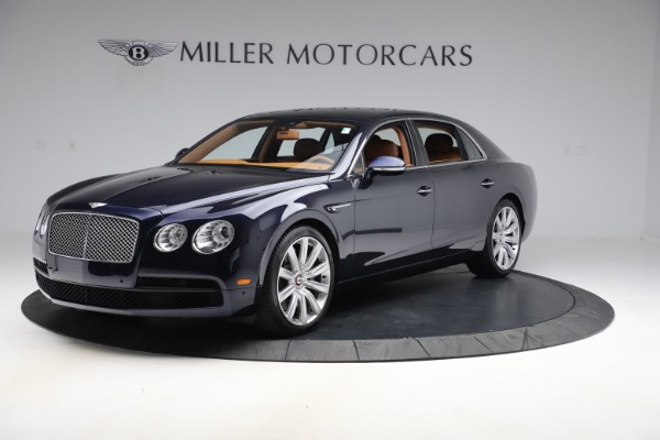 Used 2016 Bentley Flying Spur V8 for sale $114,900 at Rolls-Royce Motor Cars Greenwich in Greenwich CT 06830 2