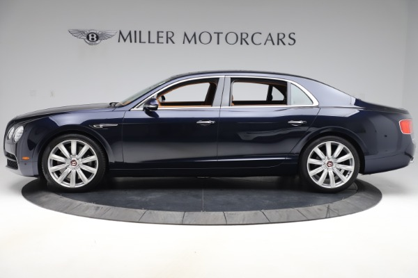 Used 2016 Bentley Flying Spur V8 for sale $114,900 at Rolls-Royce Motor Cars Greenwich in Greenwich CT 06830 3