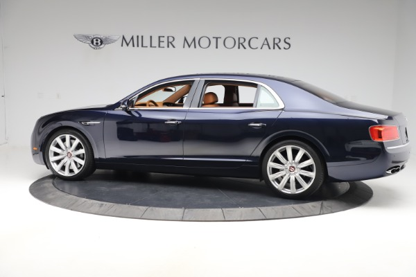 Used 2016 Bentley Flying Spur V8 for sale $114,900 at Rolls-Royce Motor Cars Greenwich in Greenwich CT 06830 4