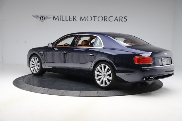 Used 2016 Bentley Flying Spur V8 for sale $114,900 at Rolls-Royce Motor Cars Greenwich in Greenwich CT 06830 5
