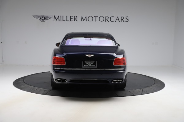 Used 2016 Bentley Flying Spur V8 for sale $114,900 at Rolls-Royce Motor Cars Greenwich in Greenwich CT 06830 6