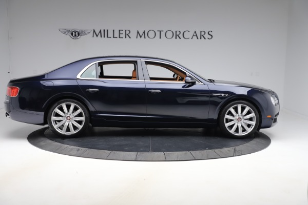 Used 2016 Bentley Flying Spur V8 for sale $114,900 at Rolls-Royce Motor Cars Greenwich in Greenwich CT 06830 9
