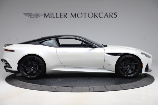 New 2019 Aston Martin DBS Superleggera for sale $345,631 at Rolls-Royce Motor Cars Greenwich in Greenwich CT 06830 10
