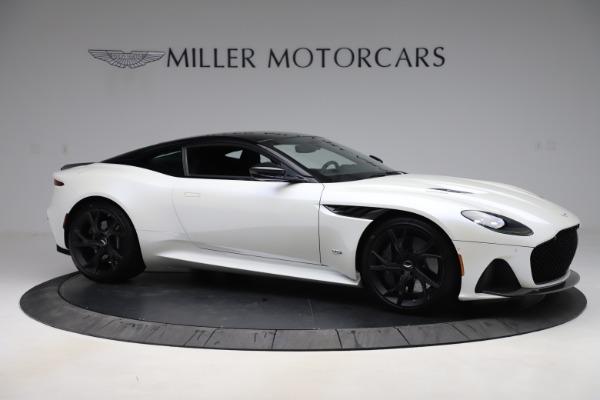 New 2019 Aston Martin DBS Superleggera for sale $345,631 at Rolls-Royce Motor Cars Greenwich in Greenwich CT 06830 11