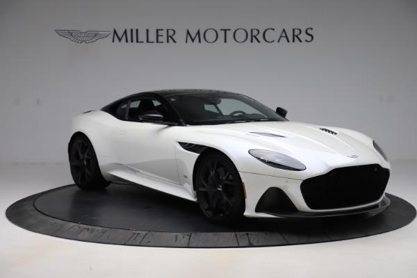 New 2019 Aston Martin DBS Superleggera for sale $345,631 at Rolls-Royce Motor Cars Greenwich in Greenwich CT 06830 12