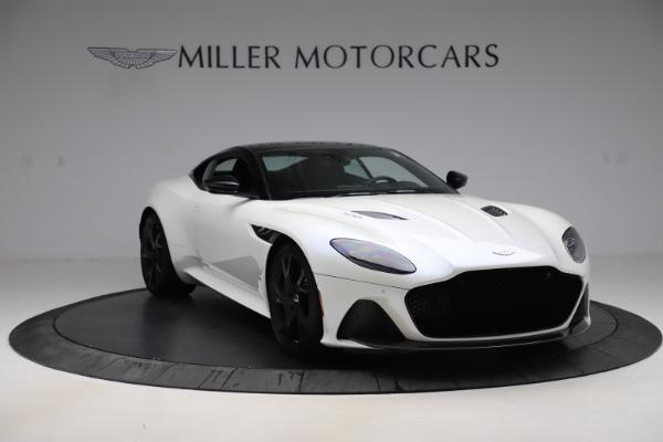 New 2019 Aston Martin DBS Superleggera for sale $345,631 at Rolls-Royce Motor Cars Greenwich in Greenwich CT 06830 13