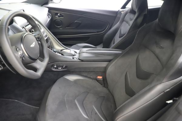 New 2019 Aston Martin DBS Superleggera for sale $345,631 at Rolls-Royce Motor Cars Greenwich in Greenwich CT 06830 15
