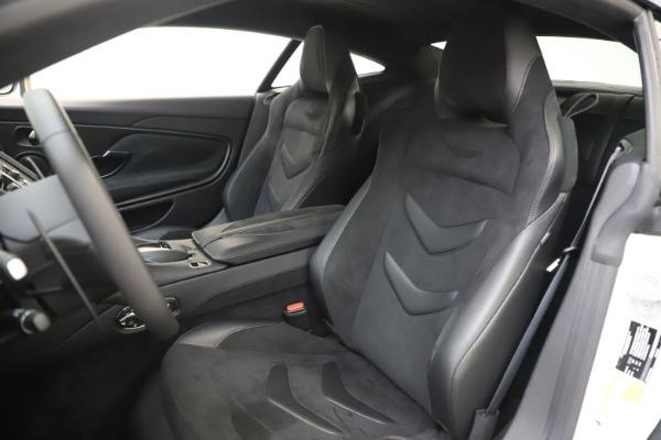 New 2019 Aston Martin DBS Superleggera for sale $345,631 at Rolls-Royce Motor Cars Greenwich in Greenwich CT 06830 16