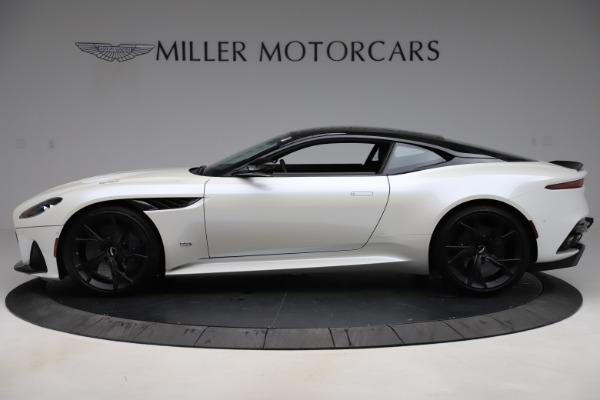 New 2019 Aston Martin DBS Superleggera for sale $345,631 at Rolls-Royce Motor Cars Greenwich in Greenwich CT 06830 4