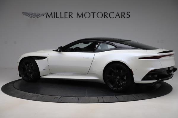 New 2019 Aston Martin DBS Superleggera for sale $345,631 at Rolls-Royce Motor Cars Greenwich in Greenwich CT 06830 5